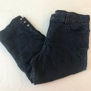 NYDJ Capri/Crop Jeans Size 10